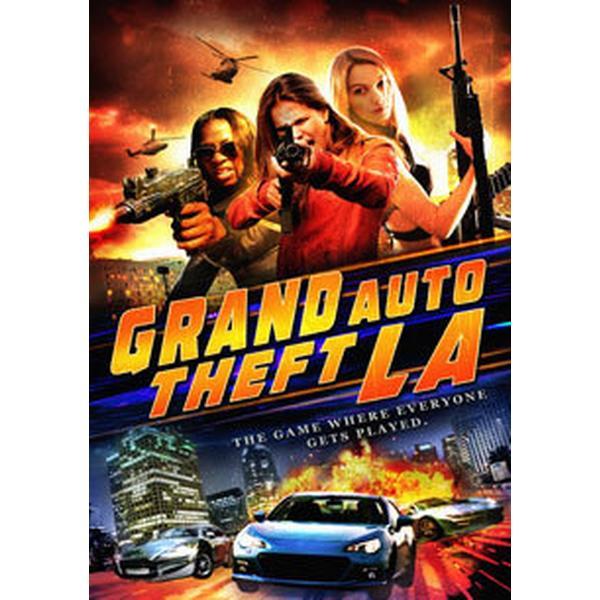 Grand Auto Theft LA (DVD) (DVD 2016)
