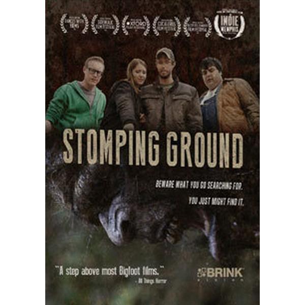 Stomping Ground (DVD) (DVD 2016)