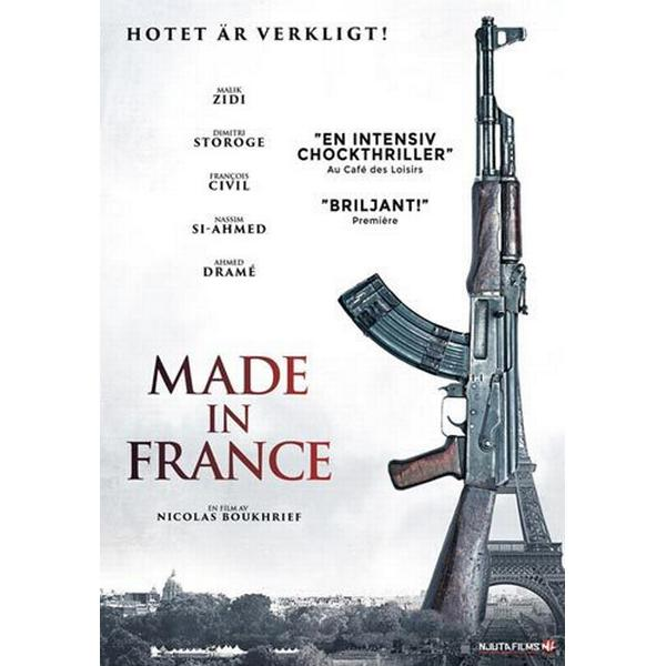 Made in France (DVD) (DVD 2015)