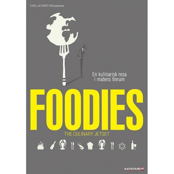 Foodies (DVD) (DVD 2014)