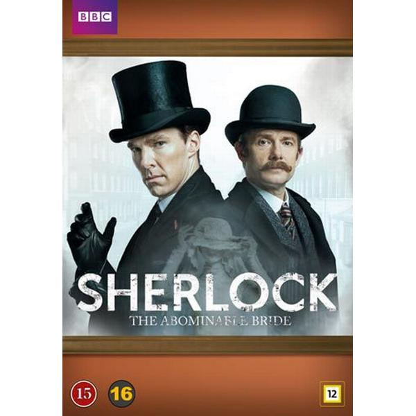 Sherlock Holmes: The Abominable bride (DVD) (DVD 2015)