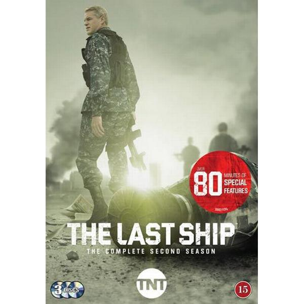 The Last ship: Säsong 2 (3DVD) (DVD 2015)