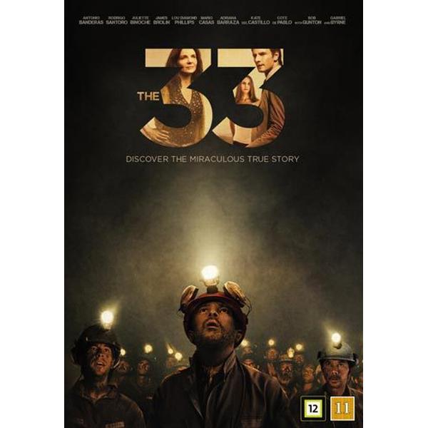 The 33 (DVD) (DVD 2015)