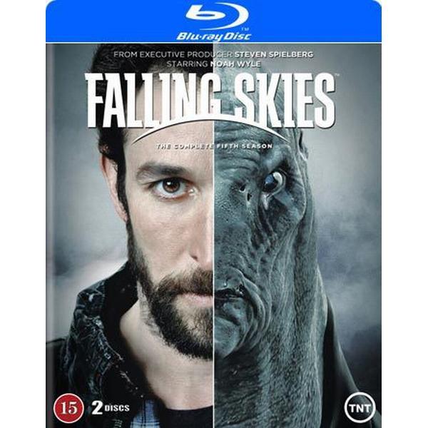 Falling skies: Säsong 5 (2Blu-ray) (Blu-Ray 2015)