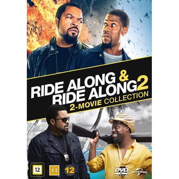 Ride along 1+2 (2DVD) (DVD 2015)