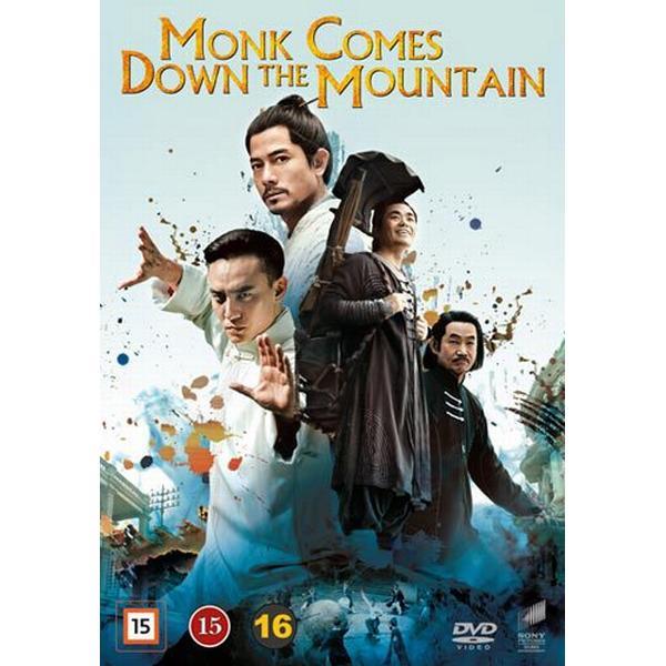 Monk comes down the mountain (DVD) (DVD 2015)