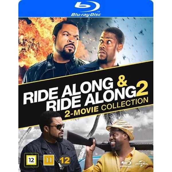 Ride along 1+2 (2Blu-ray) (Blu-Ray 2015)