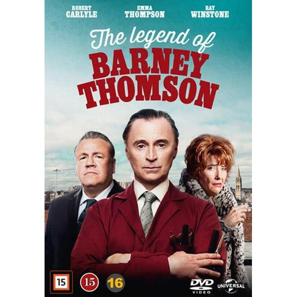 The legend of Barney Thompson (DVD) (DVD 2015)