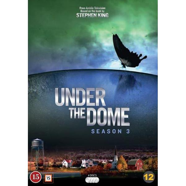 Under the Dome: Säsong 3 (4DVD) (DVD 2015)