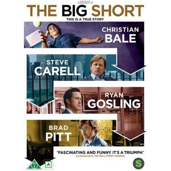 The big short (DVD) (DVD 2015)