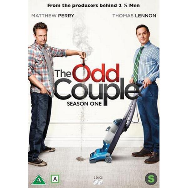 The Odd couple: Säsong 1 (2DVD) (DVD 2015)