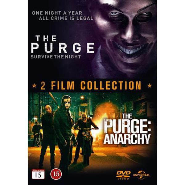 Purge + Purge 2 - Anarchy (2DVD) (DVD 2014)