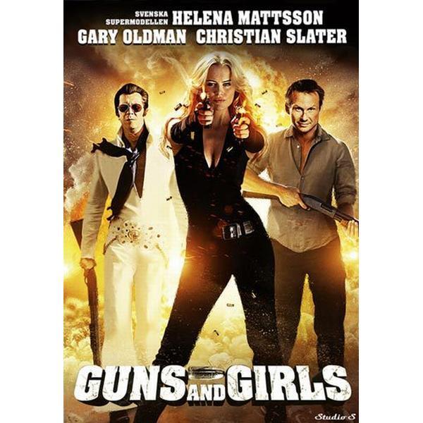 Guns, girls and gambling (DVD) (DVD 2012)