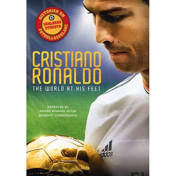 Cristiano Ronaldo - The world at his feet (DVD) (DVD 2014)
