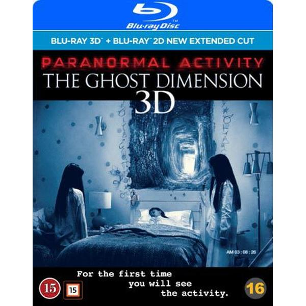 Paranormal activity 6 3D + 2D Extender edition (Blu-ray 3D + Blu-ray) (3D Blu-Ray 2015)