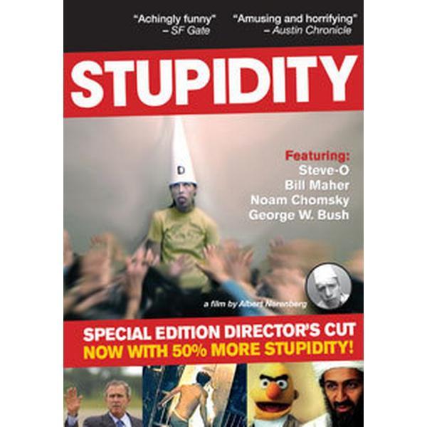 Stupidity (DVD) (DVD 2016)