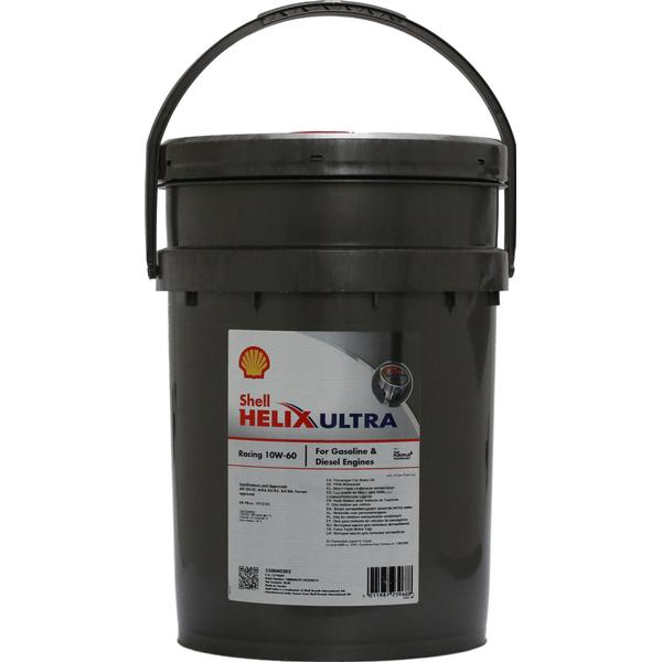 Shell Helix Ultra 10W-60 Racing Motor Oil