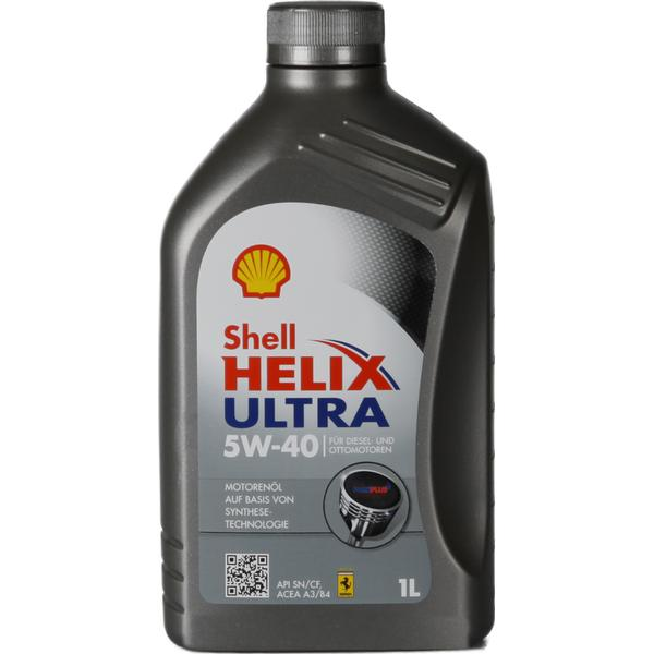 Shell Helix Ultra 5W-40 Motor Oil