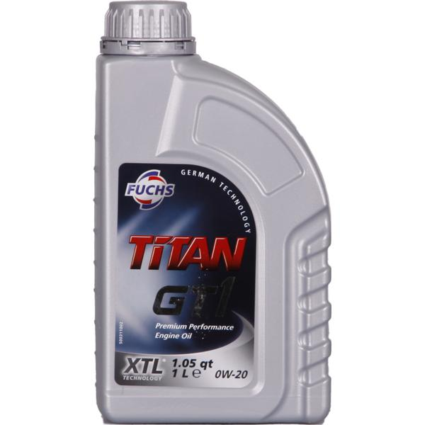 Fuchs Titan GT 1 0W-20 Motor Oil