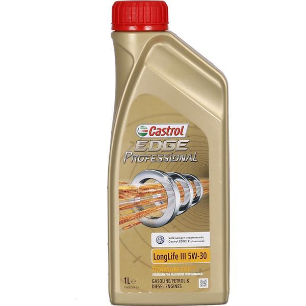Castrol Edge Professional Titanium FST Longlife 3 5W-30 Motor Oil