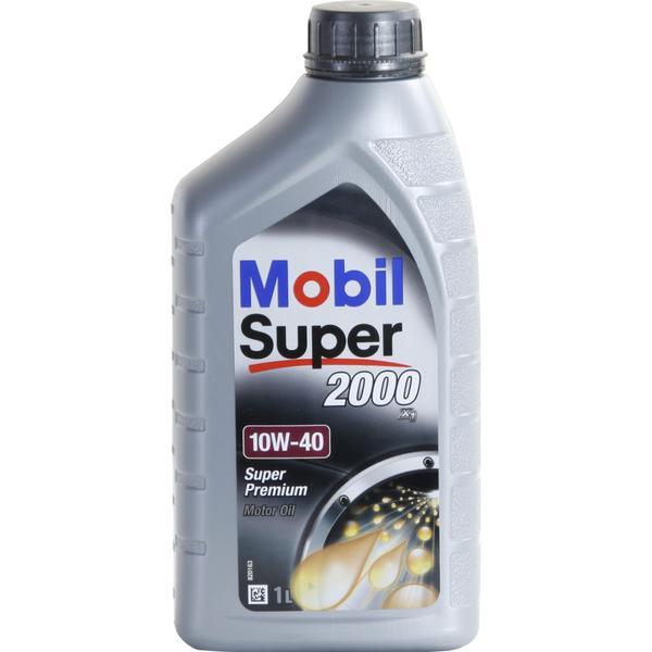 Mobil Super 2000 X1 10W-40 Motor Oil