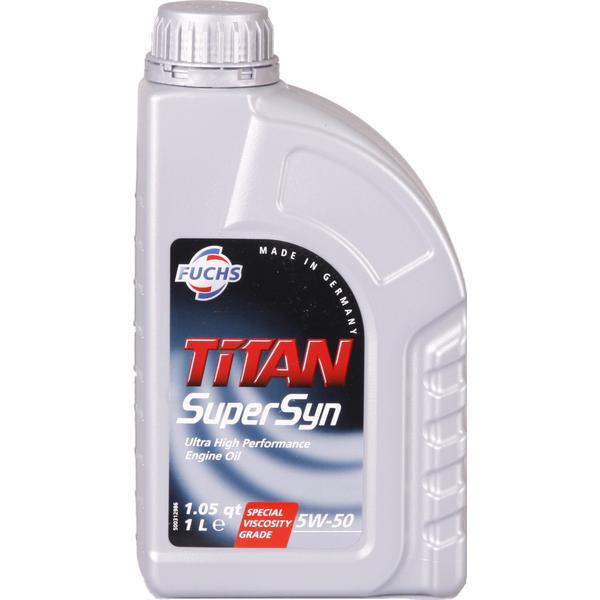 Fuchs Titan Supersyn 5W-50 1L Motorolie