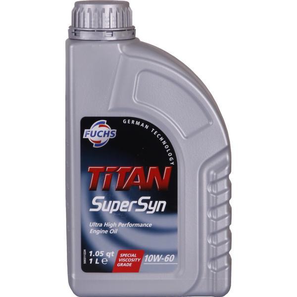 Fuchs Titan Supersyn 10W-60 Motor Oil