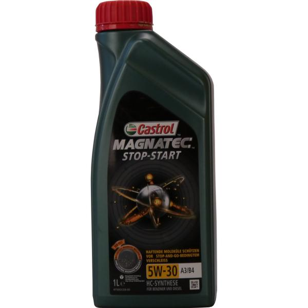 Castrol Magnatec Stop/Start 5W-30 A3/B4 Motor Oil