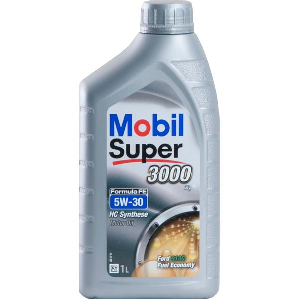 Mobil Super 3000 X1 Formula FE 5W-30 Motor Oil