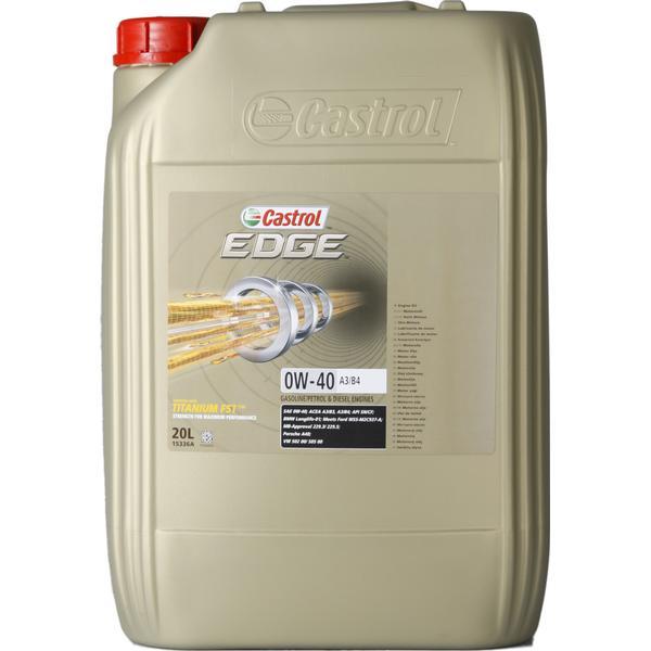 Castrol Edge Titanium FST 0W-40 A3/B4 Motor Oil