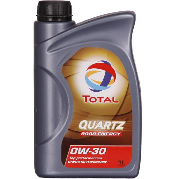 Total Quartz 9000 Energy 0W-30 Motorolie