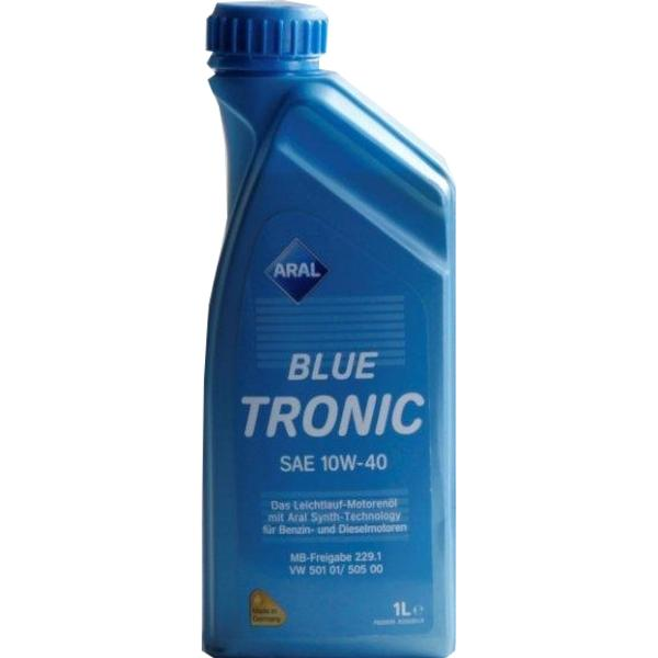 Aral BlueTronic SAE 10W-40 Motor Oil