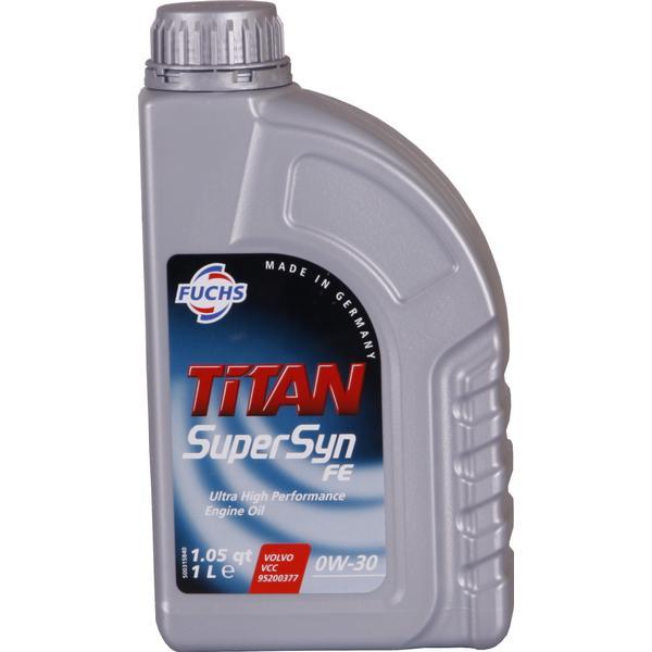 Fuchs Titan Supersyn FE 0W-30 Motor Oil