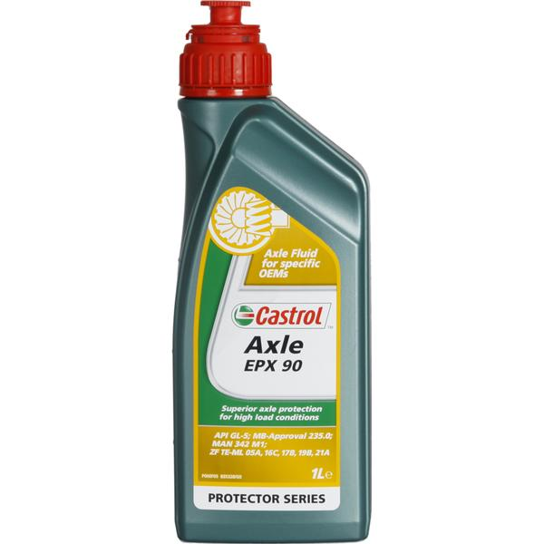 Castrol Axle EPX 90 Transmission Oil