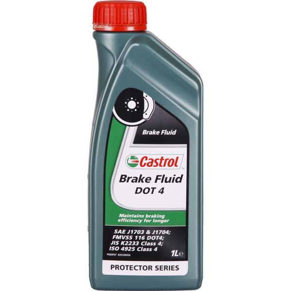 Castrol DOT 4 1L Brake Fluid
