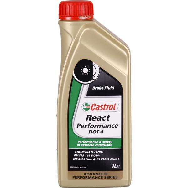 Castrol React Performance DOT 4 Bremsevæske