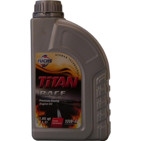 Fuchs Titan Race 10W-60 Motorolie