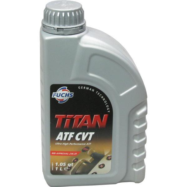 Fuchs Titan ATF CVT 1L Automatic Transmission Oil