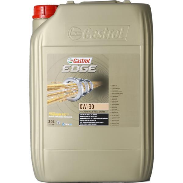Castrol Edge Titanium FST 0W-30 Motor Oil