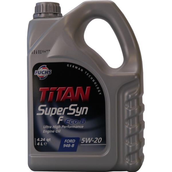 Fuchs Titan Supersyn F ECO-B 5W-20 Motor Oil