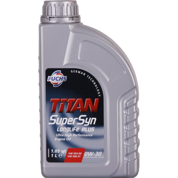 Fuchs Titan Supersyn Longlife Plus 0W-30 Motor Oil