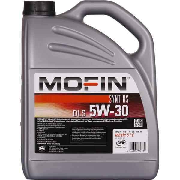 Mofin Synth RS DLS 5W-30 Motor Oil