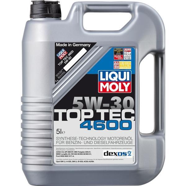Liqui Moly Top Tec 4600 5W-30 Motorolie