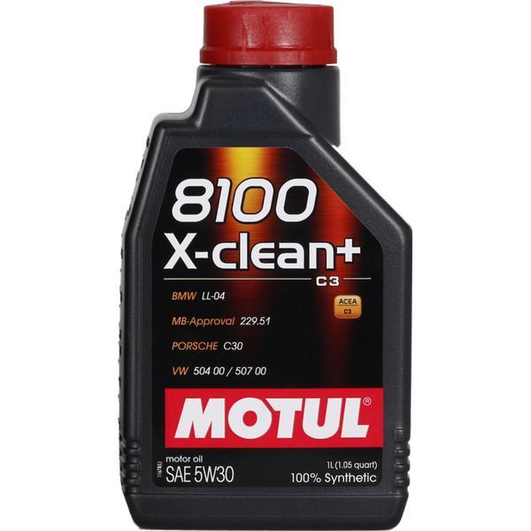 Motul 8100 X-clean Plus 5W-30 Motor Oil