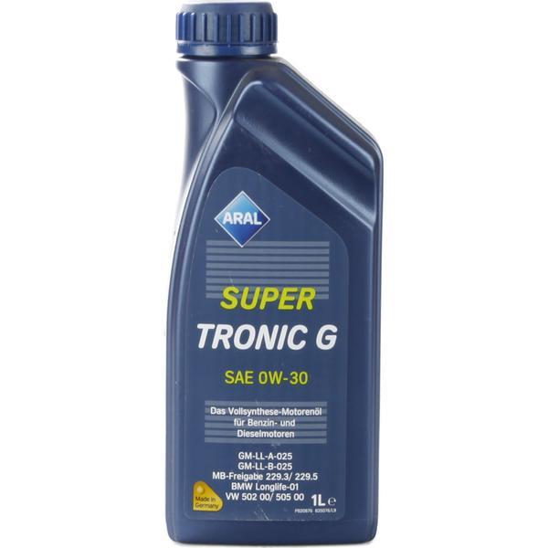 Aral SuperTronic G 0W-30 Motor Oil