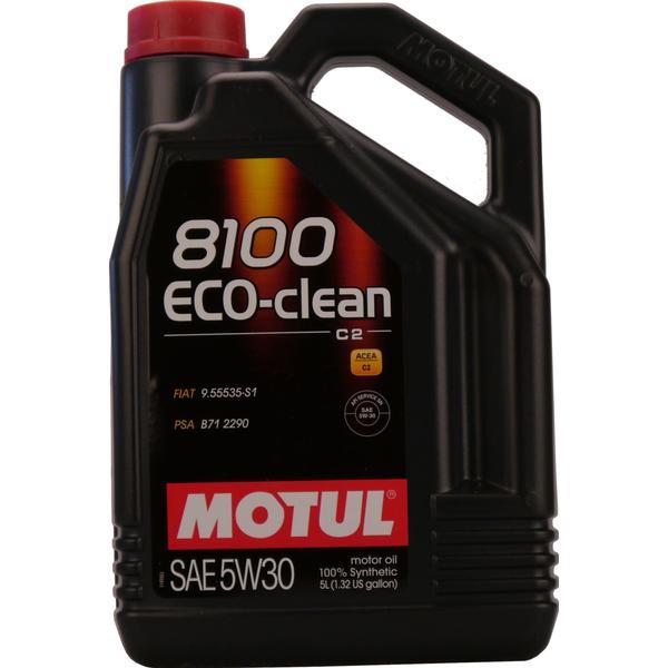 Motul 8100 Eco-Clean 5W-30 Motor Oil