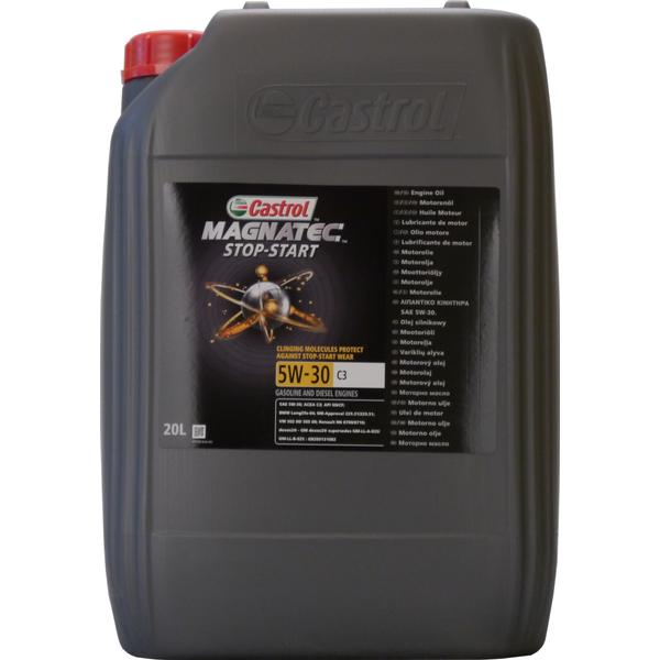Castrol Magnatec Stop/Start 5W-30 C3 Motor Oil