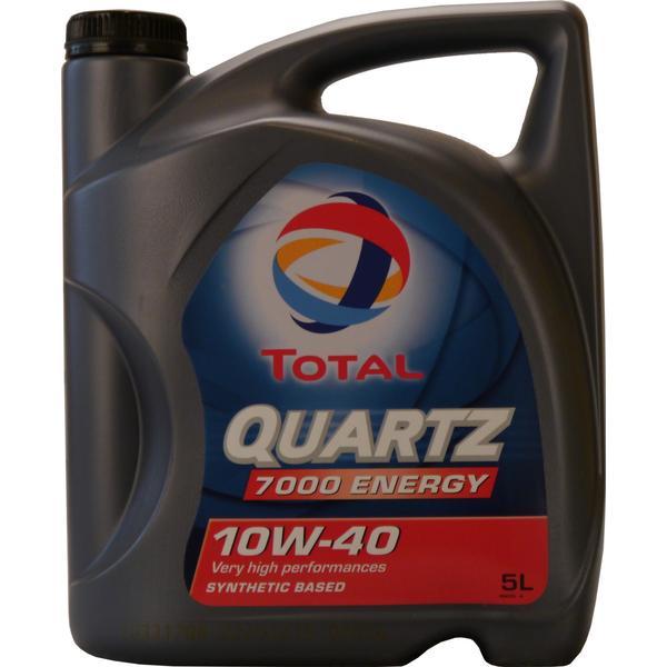 Total Quartz 7000 Energy 10W-40 Motor Oil