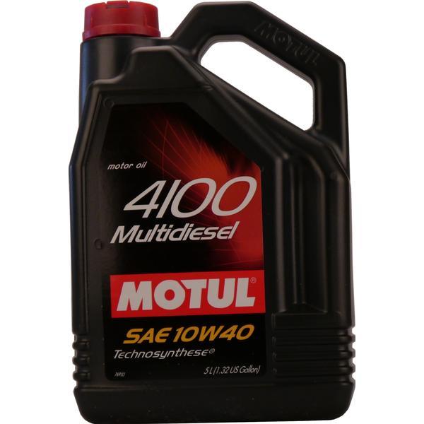 Motul 4100 Multidiesel 10W-40 Motorolie