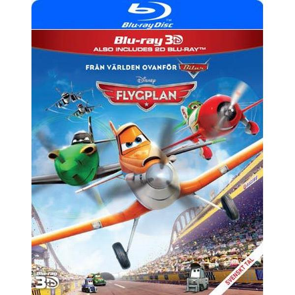 Flygplan 3D (Blu-ray 3D + Blu-ray) (3D Blu-Ray 2013)